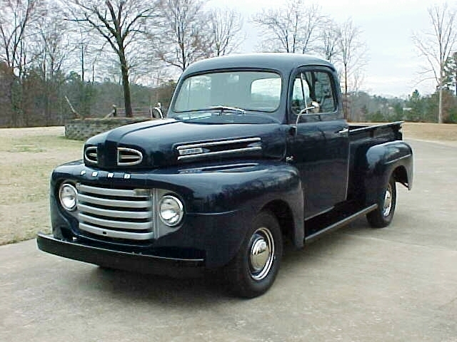 1952 Ford F #14