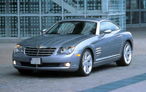 Chrysler Crossfire #7