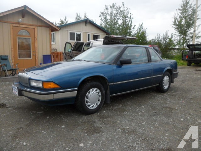 1990 Buick Regal #14
