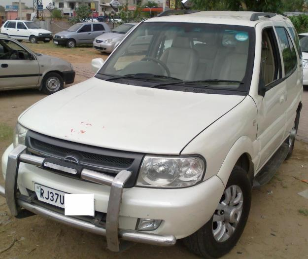 2009 Tata Safari #8