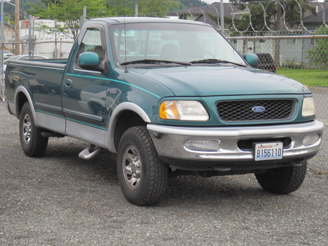 1998 Ford F-250 #12