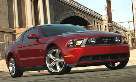 2010 Ford Mustang #6