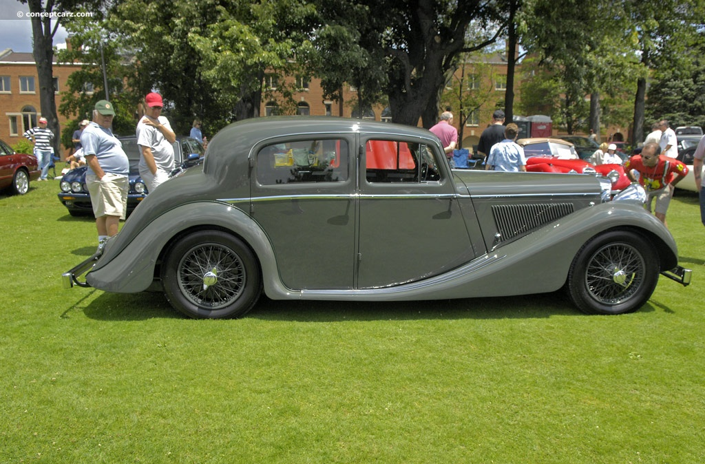 Jaguar Mark IV #13