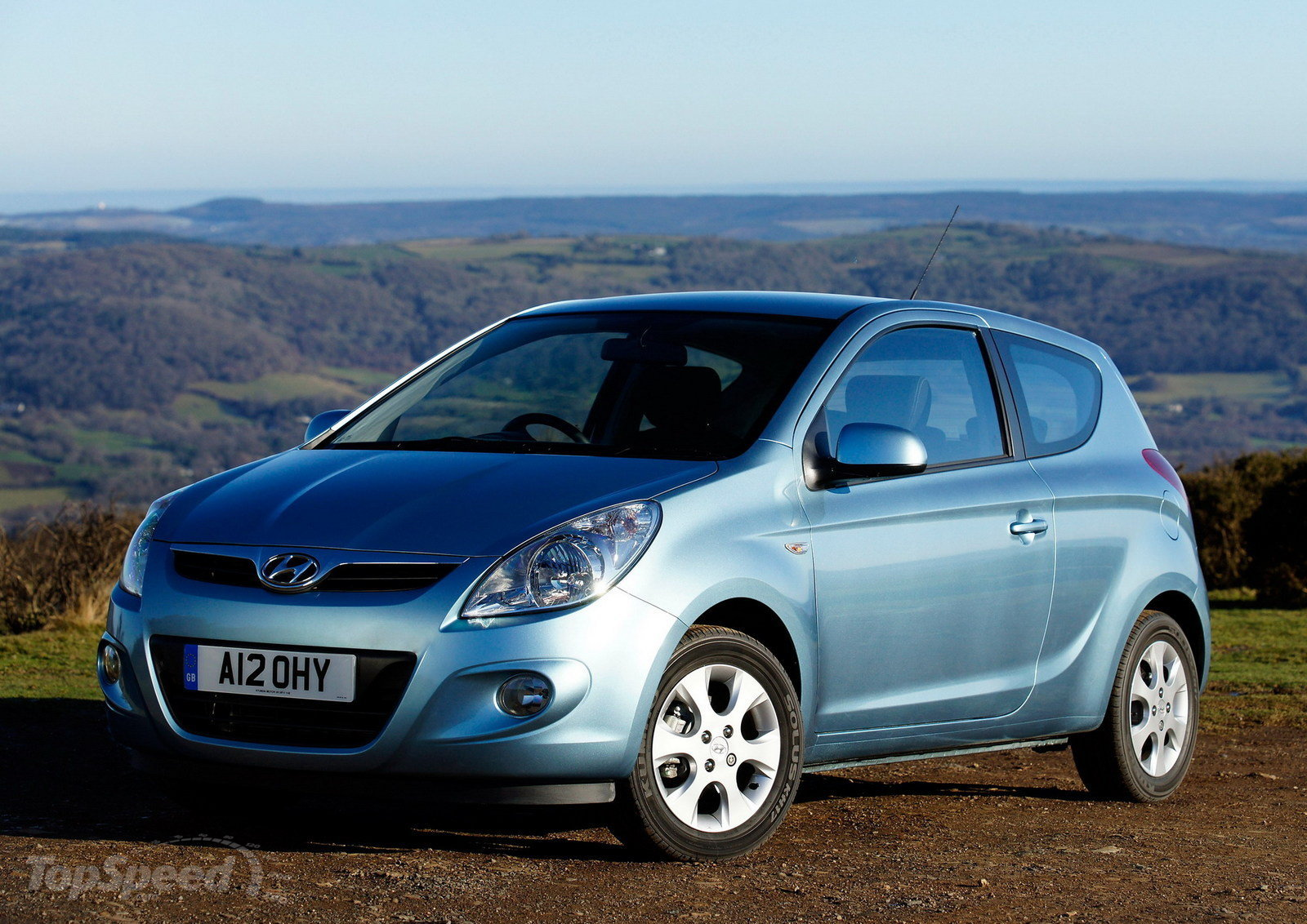 2011 Hyundai I20 Photos Informations Articles