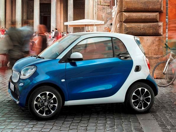 2016 Smart Fortwo #1