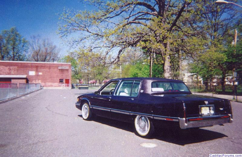 1993 Cadillac Sixty Special #2