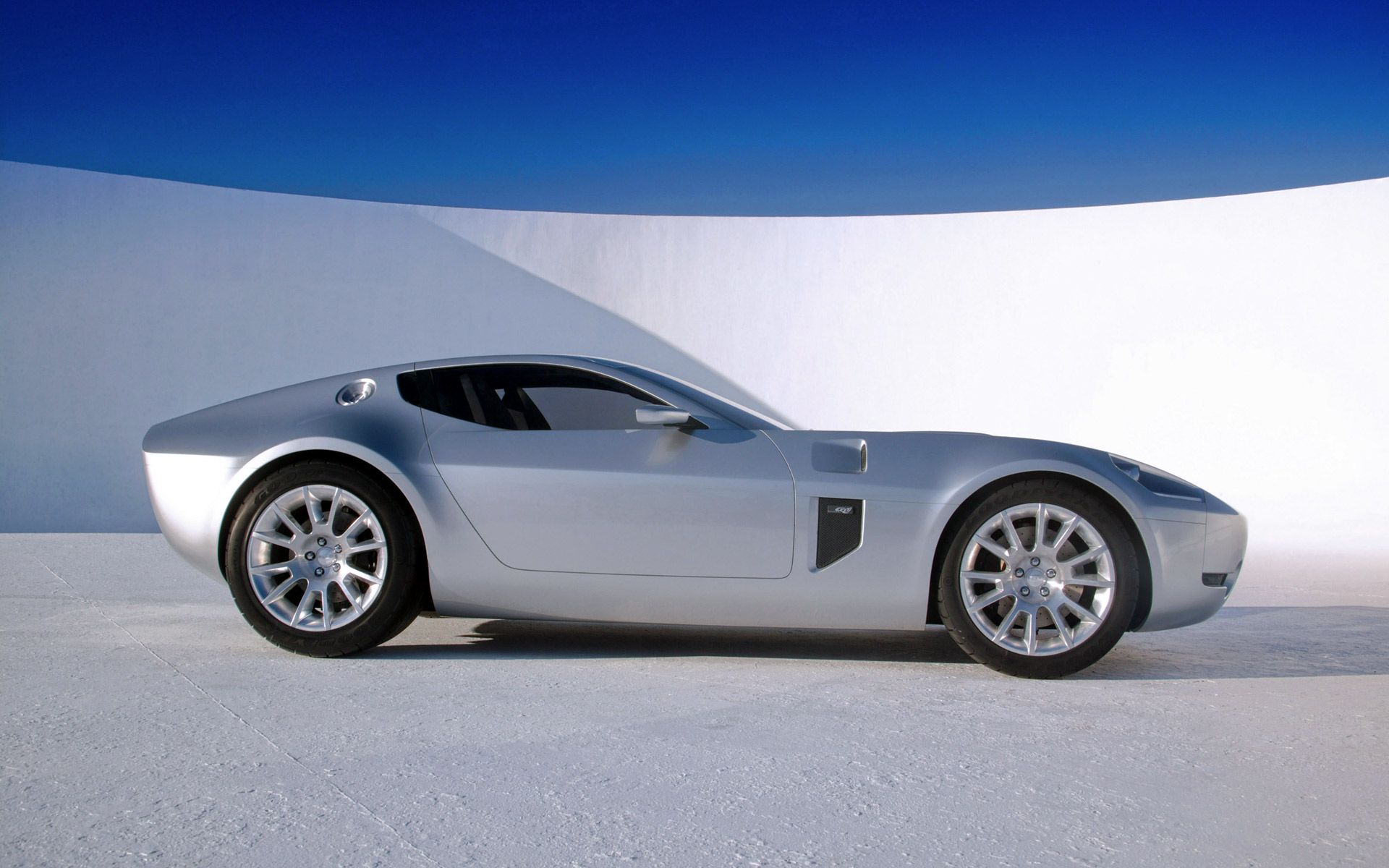 Ford Shelby Gr  Concept Car
