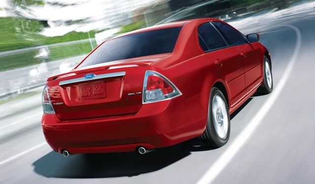 2009 Ford Fusion #13