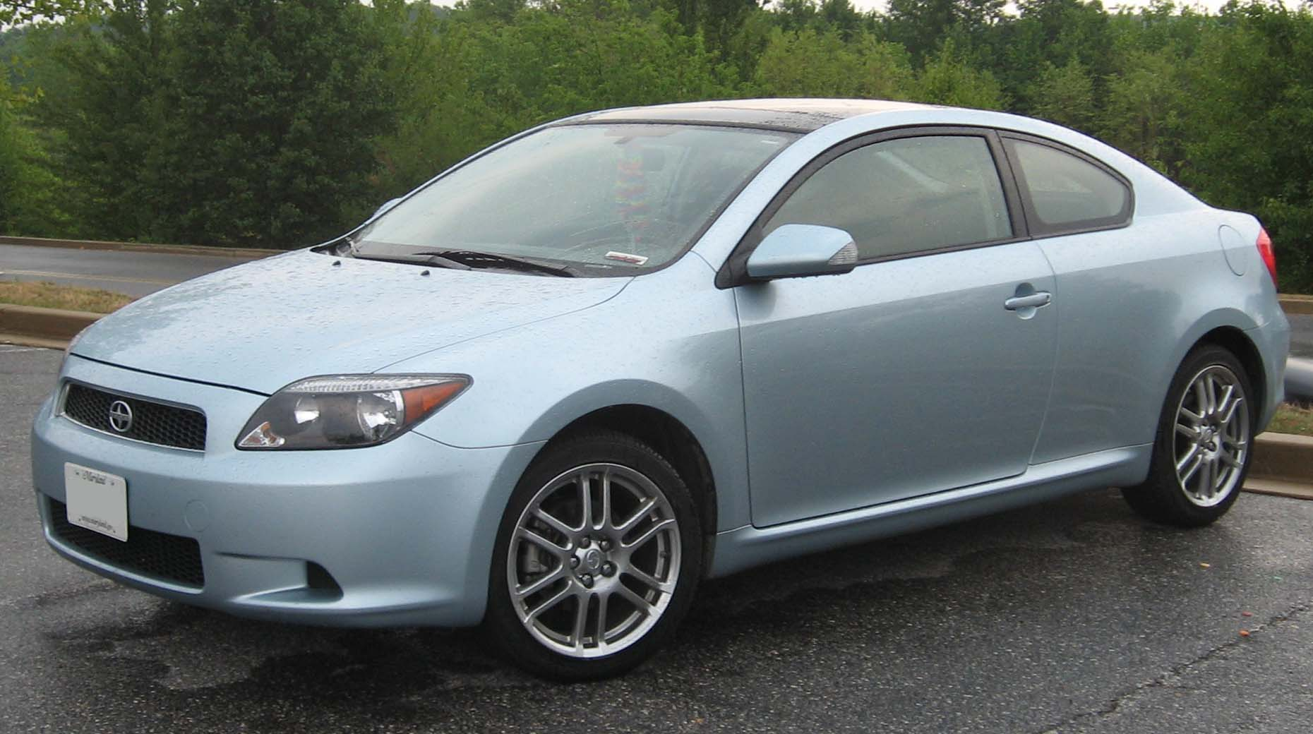 2007 Scion Tc #2