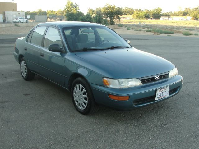1995 Toyota Corolla Photos Informations Articles