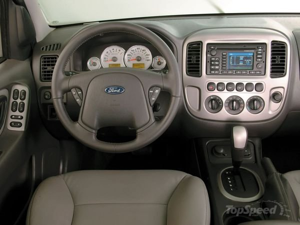 2007 Ford Escape Hybrid #9