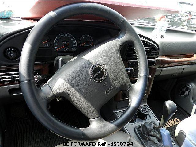 2000 Ssangyong Musso #15