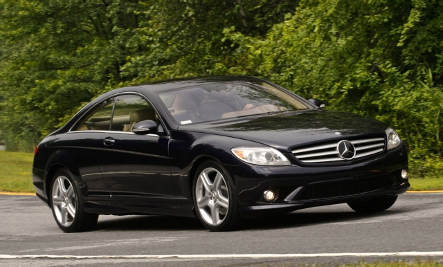 2009 Mercedes-Benz CL #6