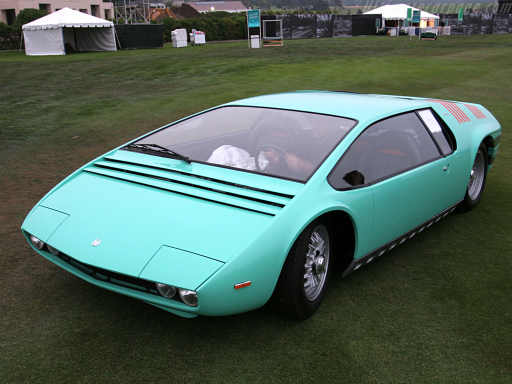 Bizzarrini Manta #11
