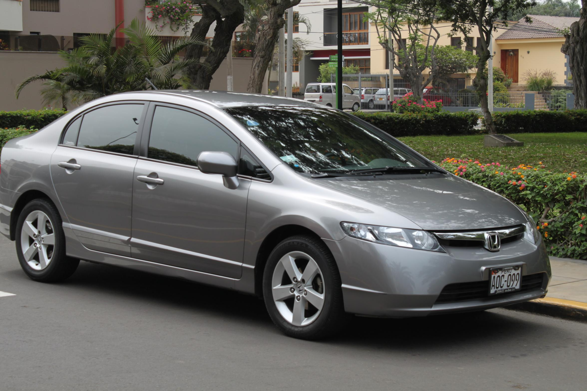 2008 Honda Civic #3
