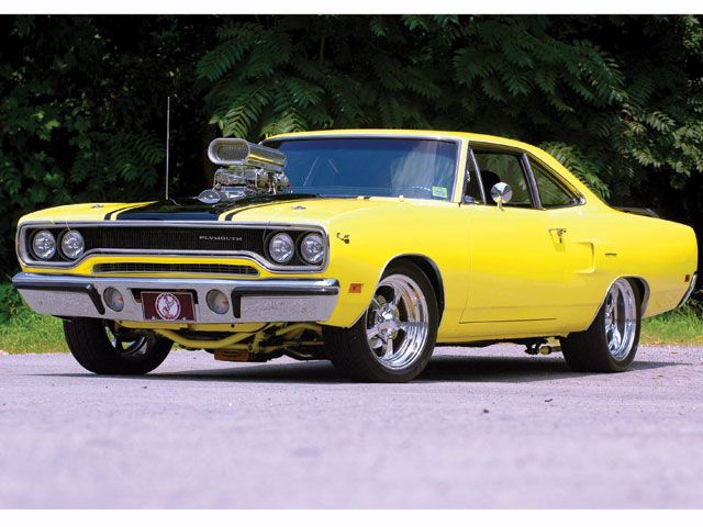 Plymouth Road Runner #6
