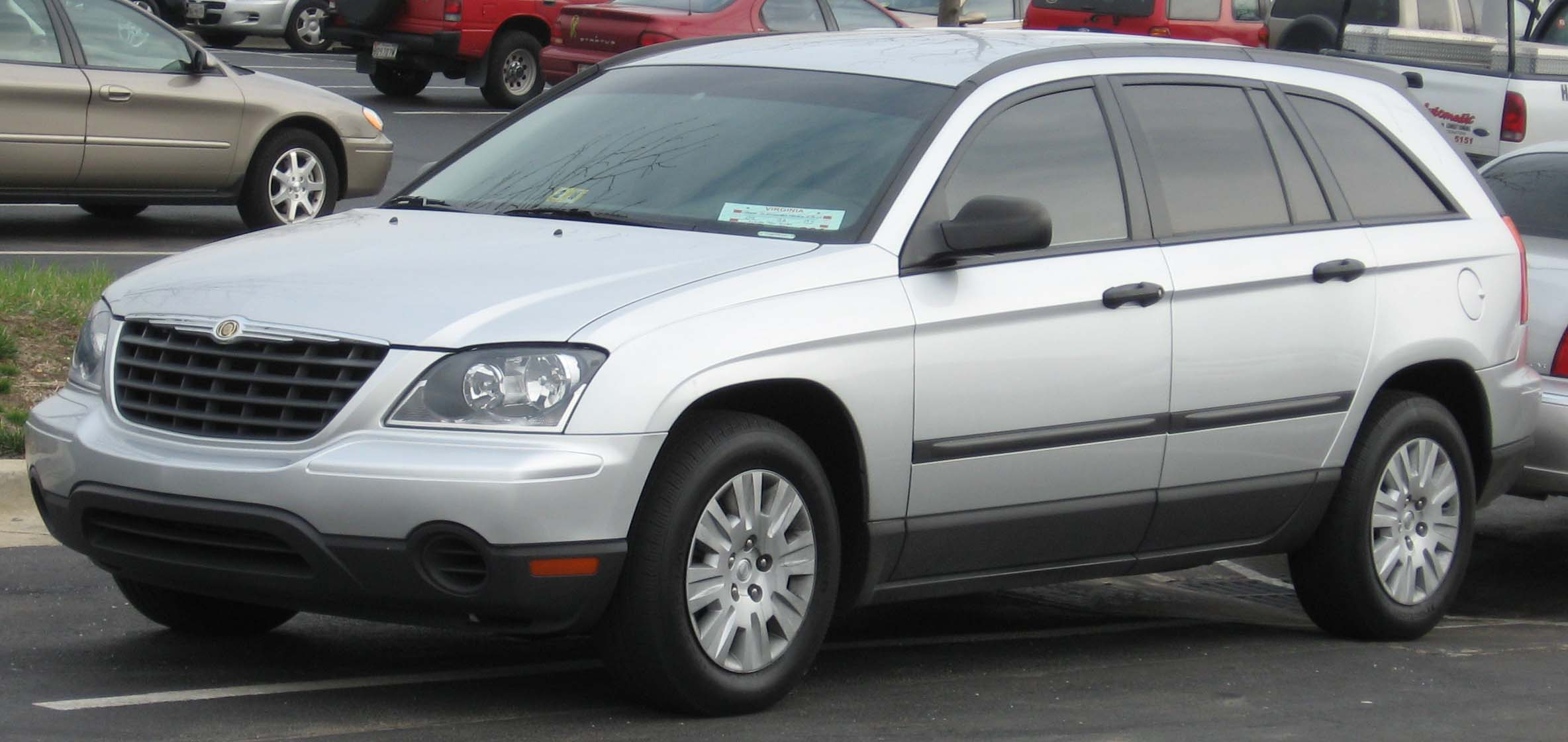 Chrysler Pacifica #8