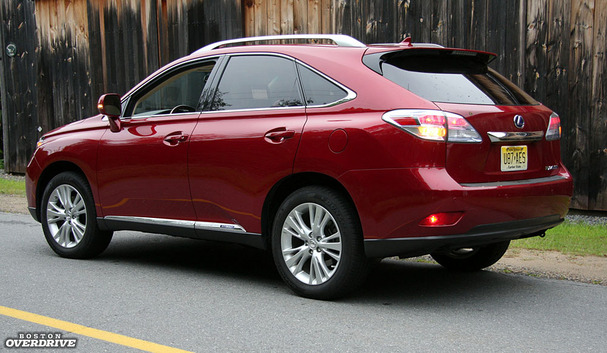 2011 lexus rx 450h photos informations articles. Black Bedroom Furniture Sets. Home Design Ideas