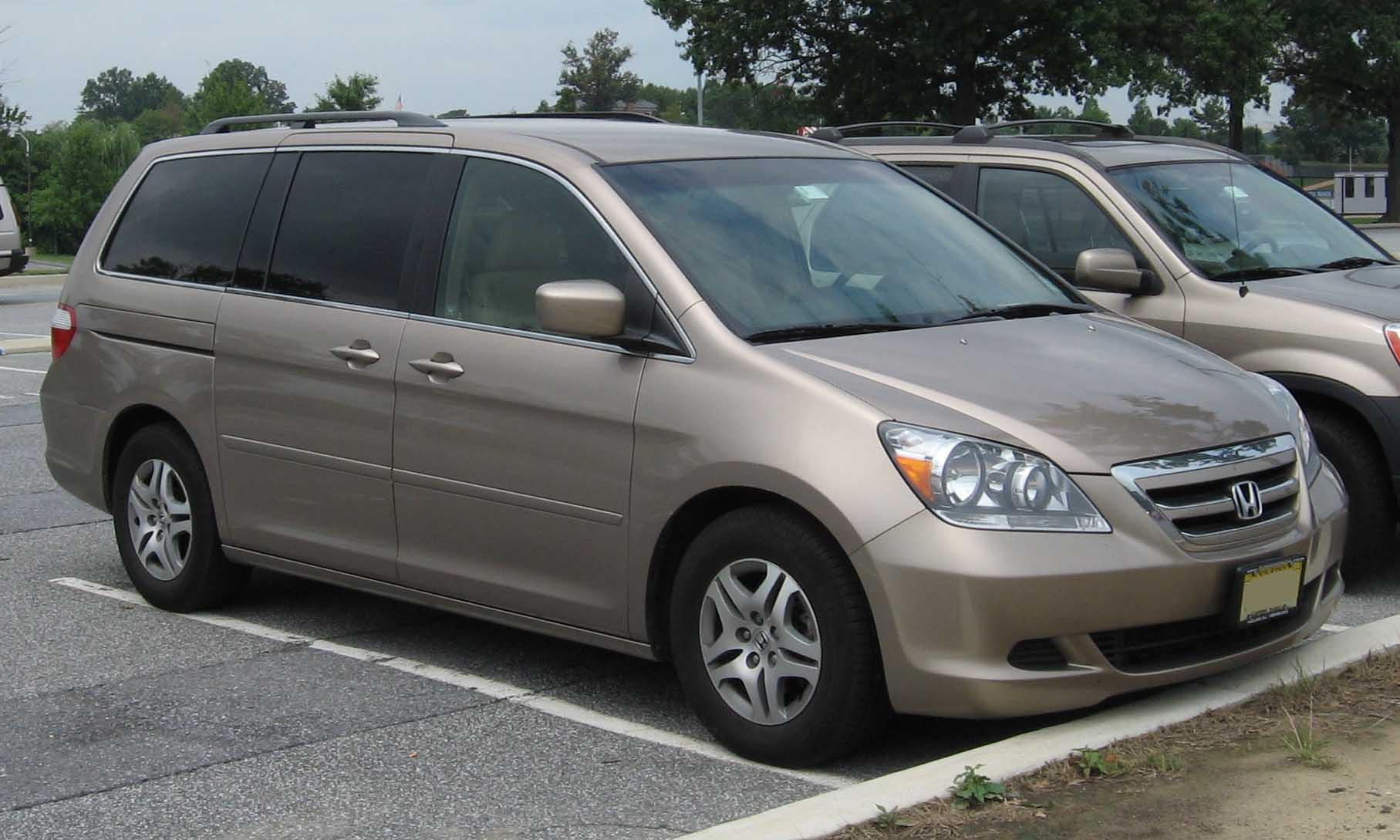 2007 Honda Odyssey Photos Informations Articles