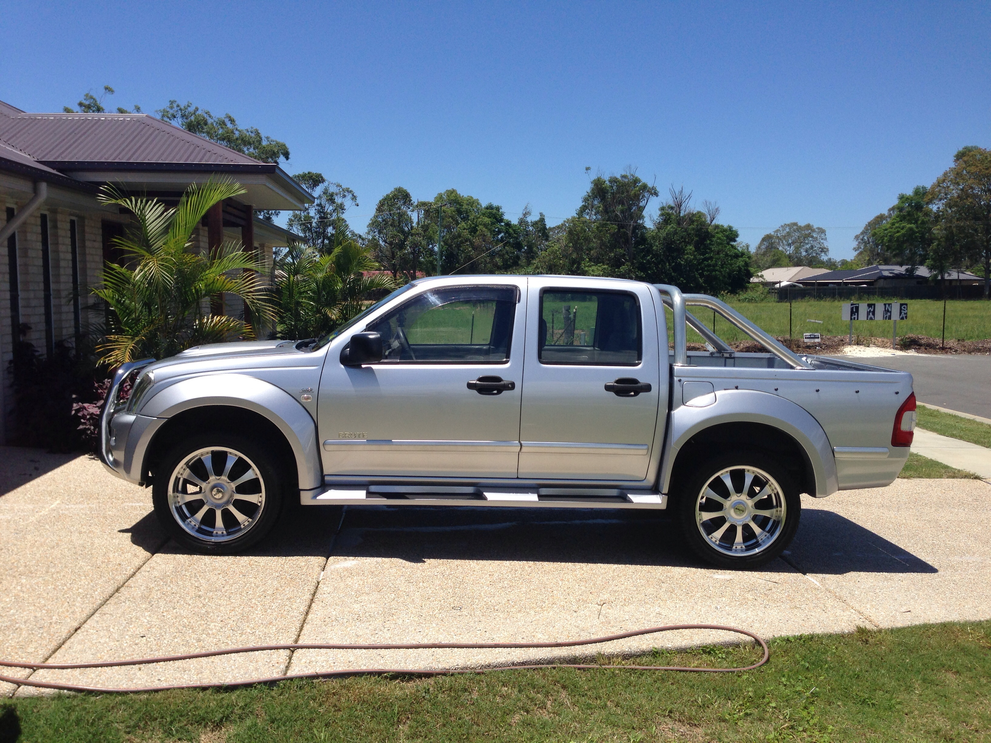 Holden Rodeo #12
