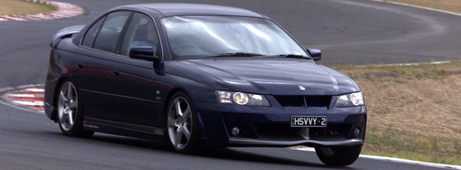 2002 Holden HSV #12