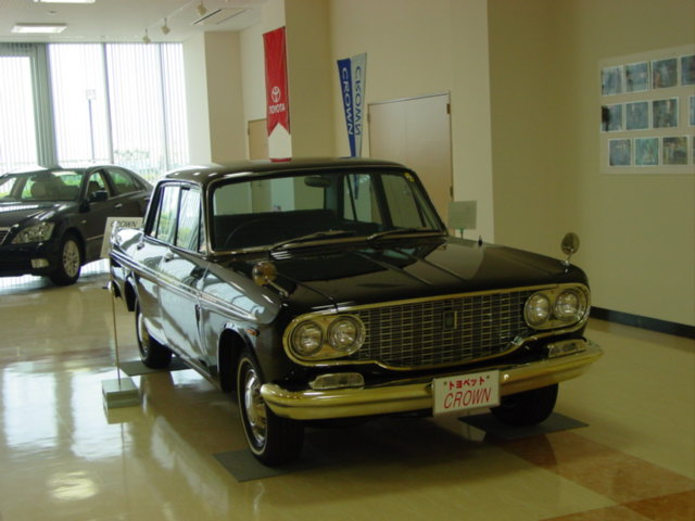 1960 Toyota Crown #7