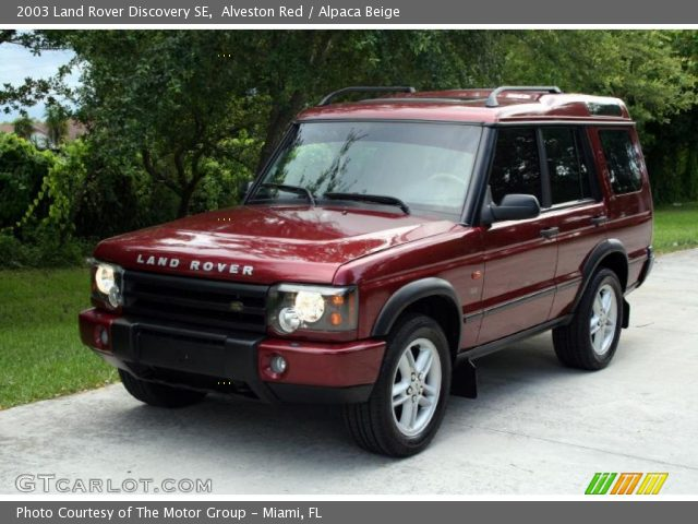 2003 Land Rover Discovery #3