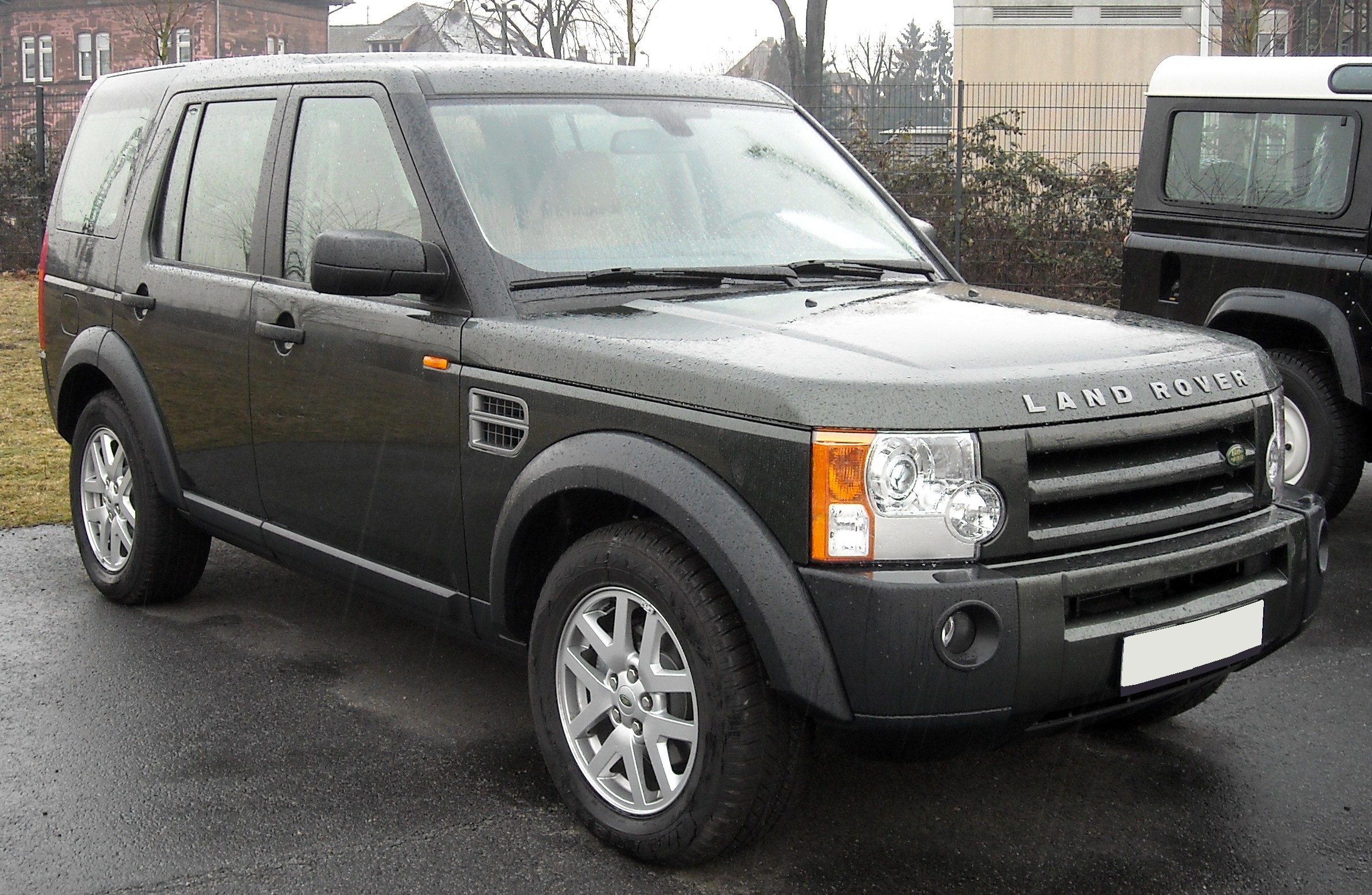 Land Rover Discovery 3 #12