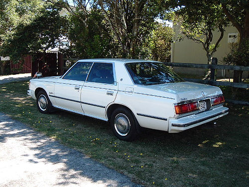 1981 Toyota Crown #6