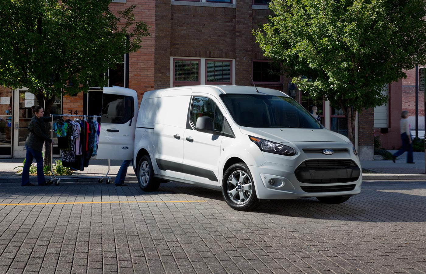 2015 Ford Transit Connect #13