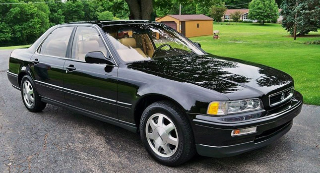 Acura Legend #9