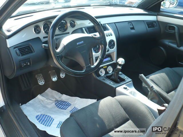 2000 Fiat Coupe #4