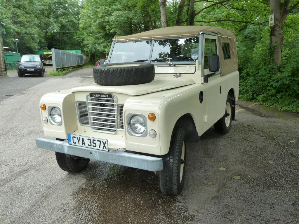 Land Rover Serie III #15
