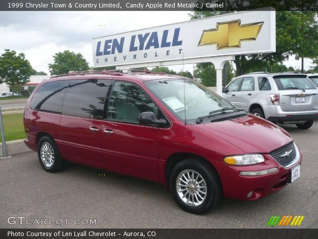 1999 Chrysler Town And Country #4