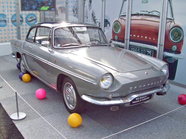 1962 Renault Caravelle #2