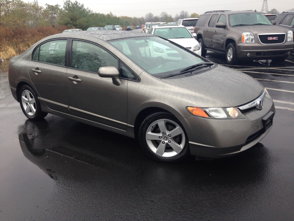 2008 Honda Civic #11