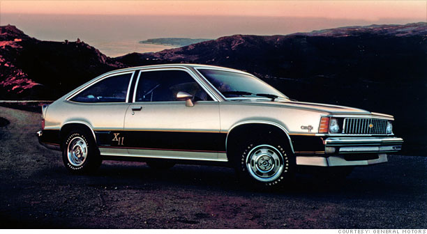 Chevrolet Citation #5