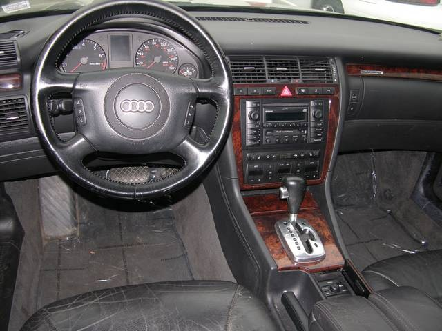 2000 Audi A8 Photos, Informations, Articles - BestCarMag.com