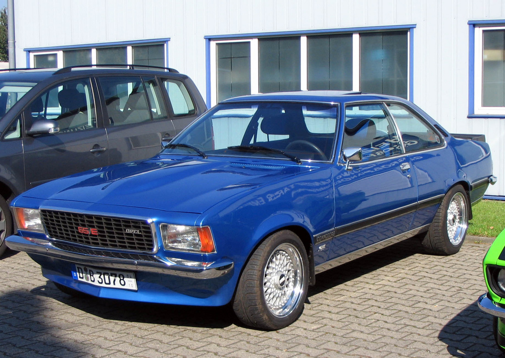 Opel Commodore #3