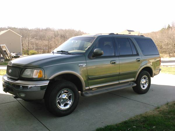 2001 Ford Expedition #11