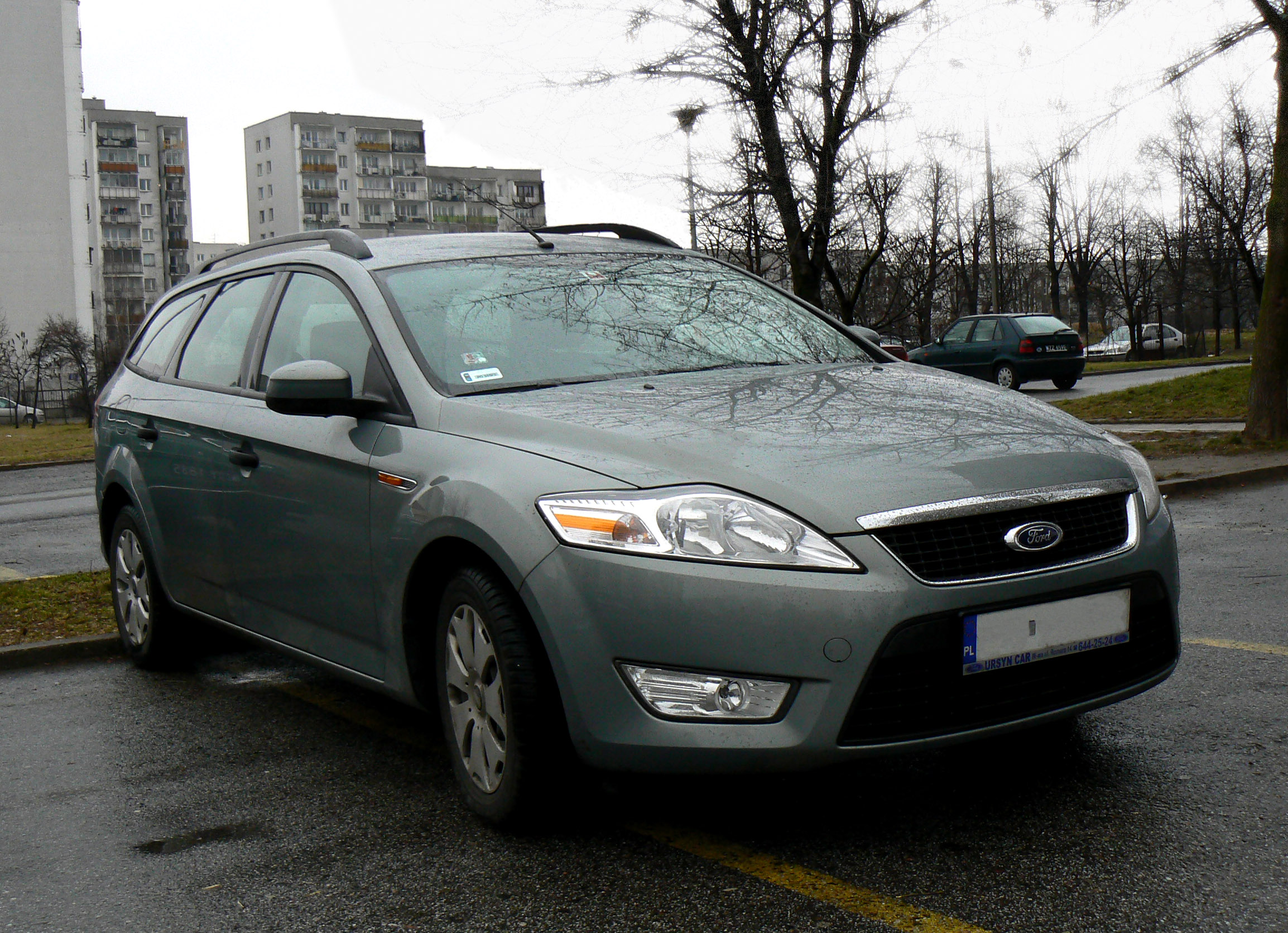 2008 Ford Mondeo #13