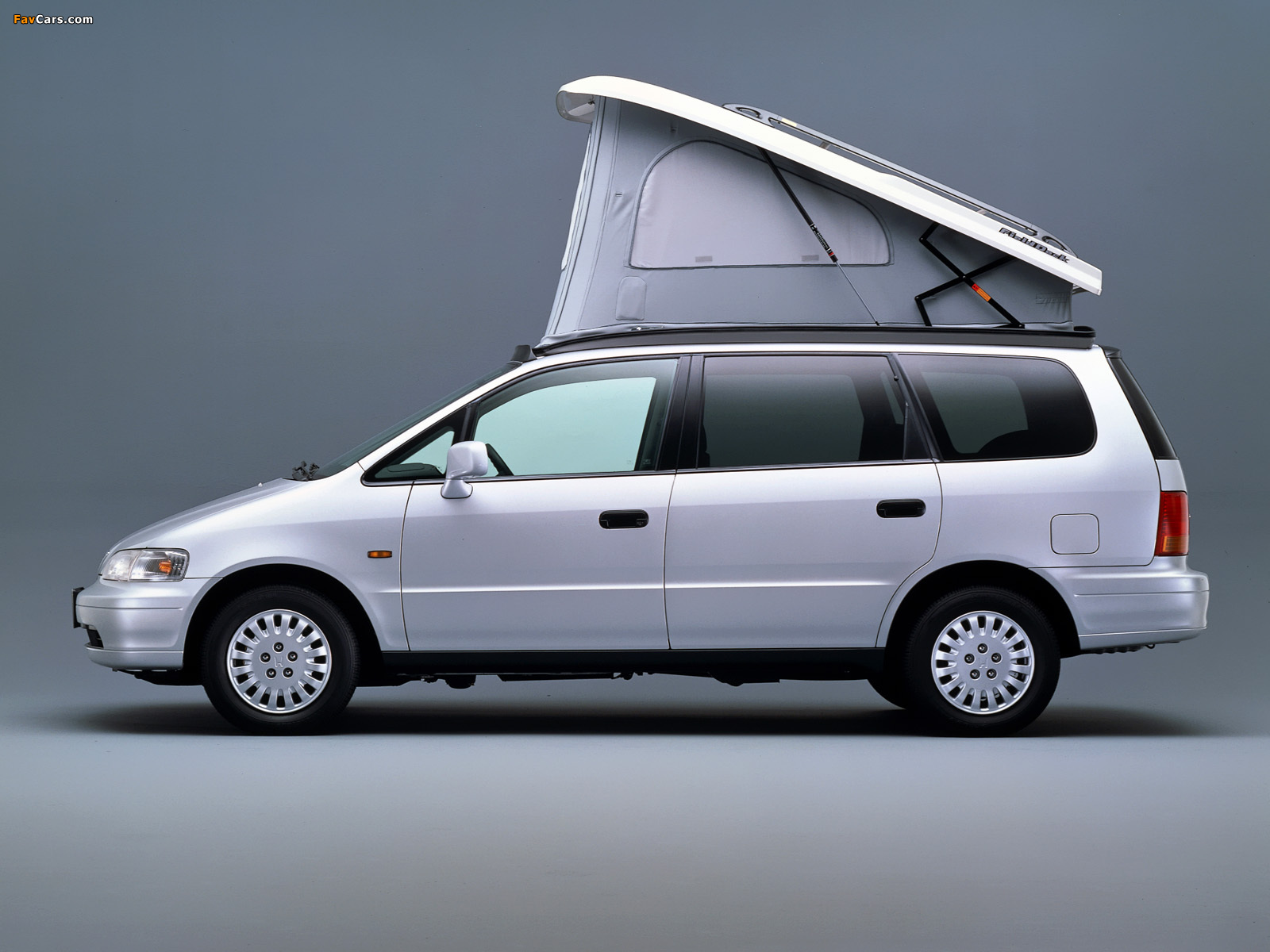 1996 Honda Odyssey Photos Informations Articles