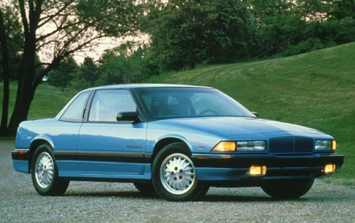 1993 Buick Regal #14