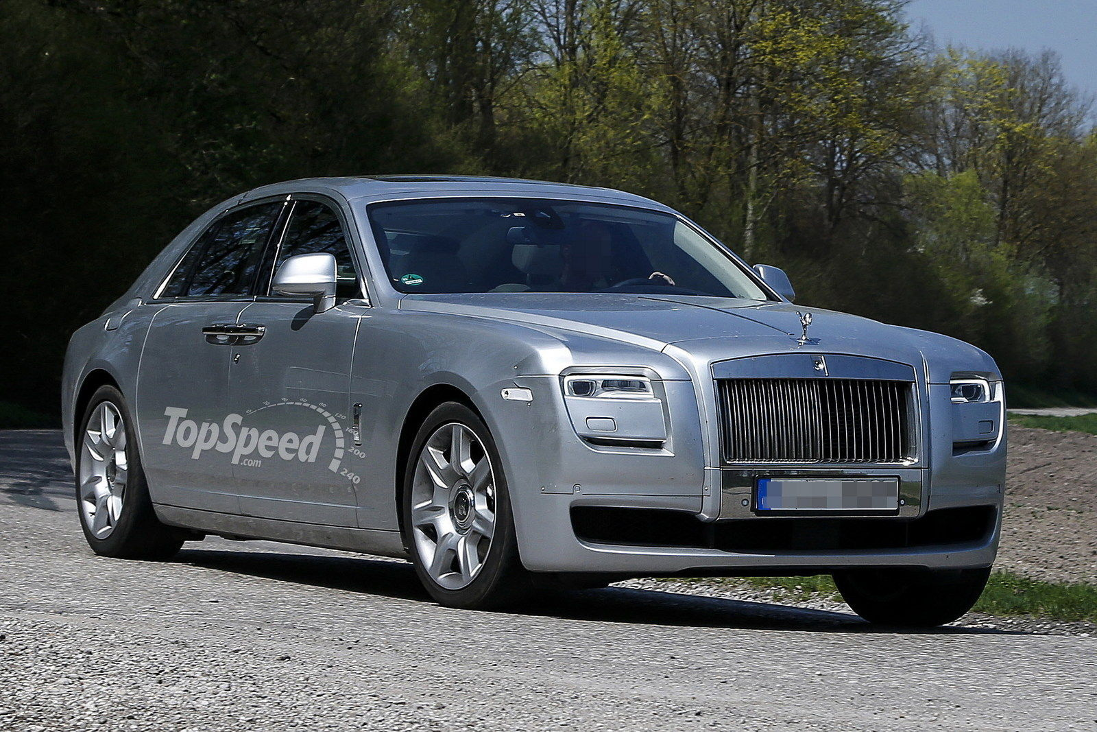 2014 Rolls royce Ghost #4