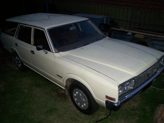 1976 Toyota Crown #14