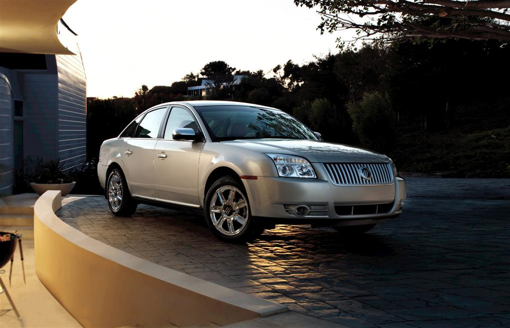 2008 Mercury Sable #4