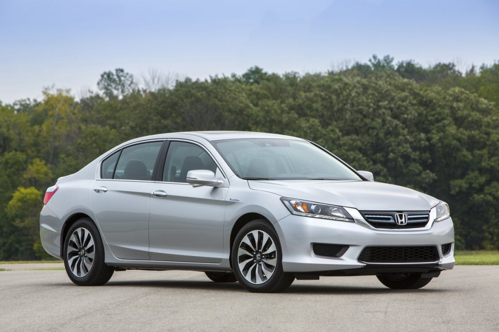 2014 honda accord hybrid photos informations articles. Black Bedroom Furniture Sets. Home Design Ideas