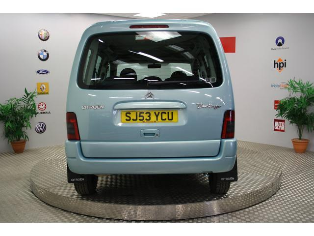 2004 Citroen Berlingo #11
