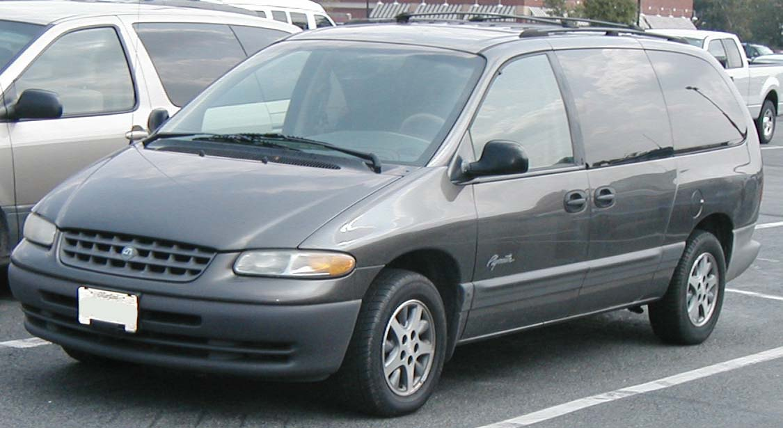 1997 Plymouth Grand Voyager #14