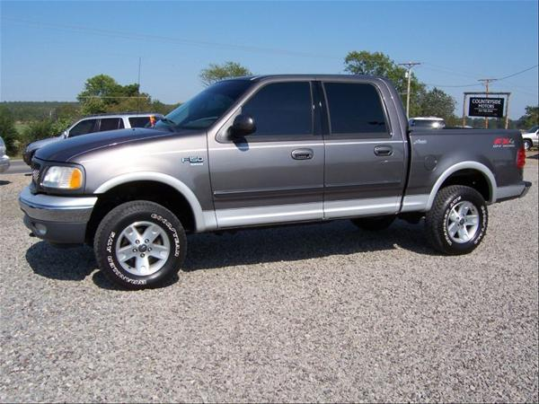 2002 Ford F-150 #13